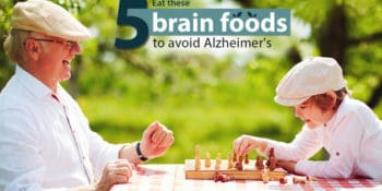 Every 66 Seconds Alzheimer's Afflicts an American. How to  Avoid Being One of Them?