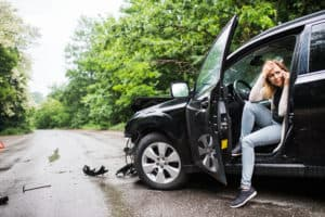 delayed pain after a car accident